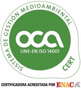 OCA 2012 14001 ENAC